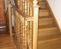 Ступени в конструкции лестницы