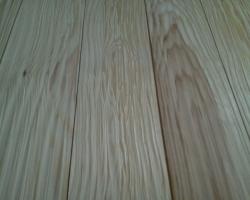 Обшивка из деревянных обоев