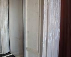 Дверь из соснового массива