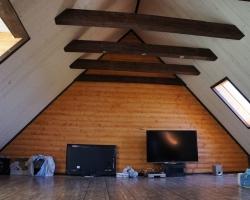 Простая и надежная конструкция монсардного этажа