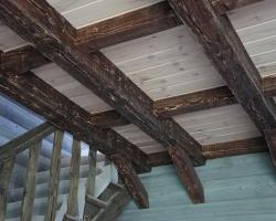 Брус сосновый - идеальный строительный материал