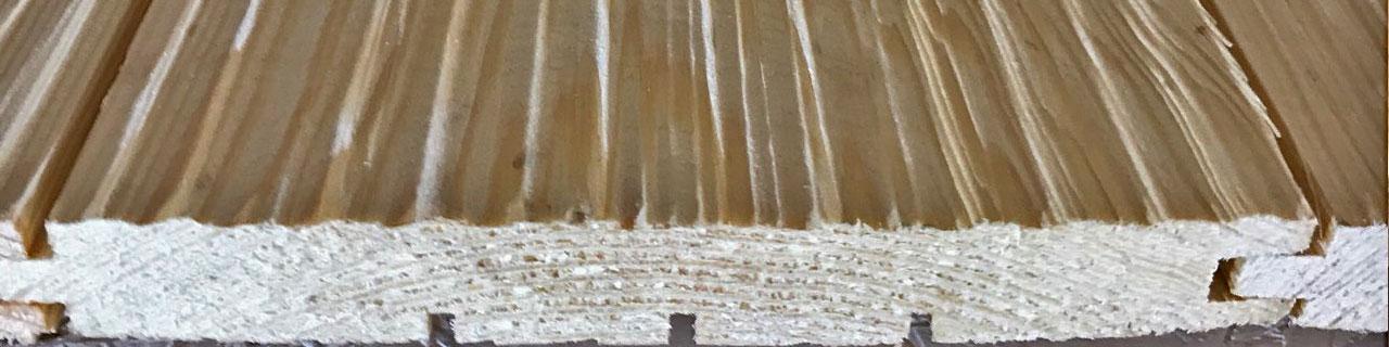 Вагонка с текстурой